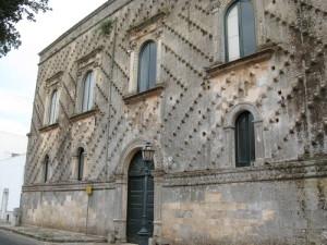 Alessano - Palazzo Sangiovanni