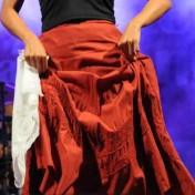 Ballerina di pizzica Alessano foto Giusy Schiuma