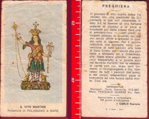 695-Santino-Holy-Card-San-S-Vito-Martire